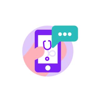 Chat med lege, få reisevaksine